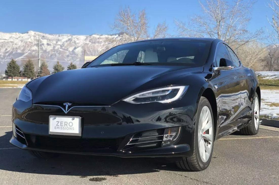 Tesla Model S By Armormax Mobil Anti Peluru Tercepat Di Dunia Kurio