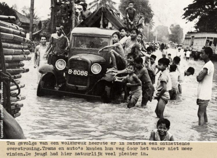 Kumpulan Foto Jakarta Tempo Dulu Yang Bikin Rindu Suasananya Bak Di