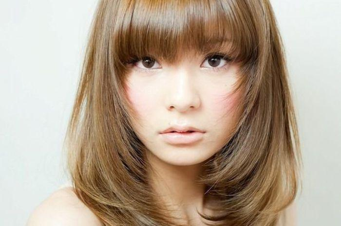Rekomendasi Gaya Dan Model Rambut Untuk Si Tembem Berwajah Bulat Kurio