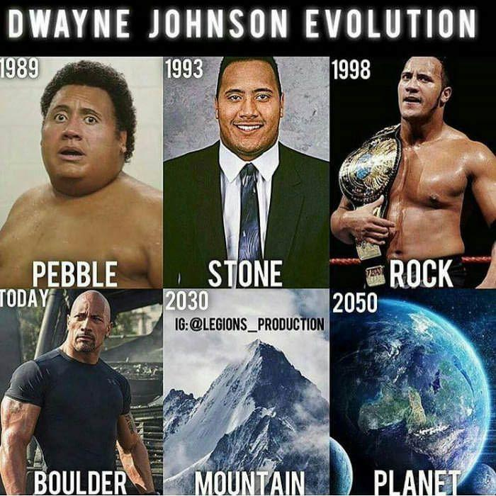 The Best Dwayne The Rock Johnson Memes Ever To Exist On The