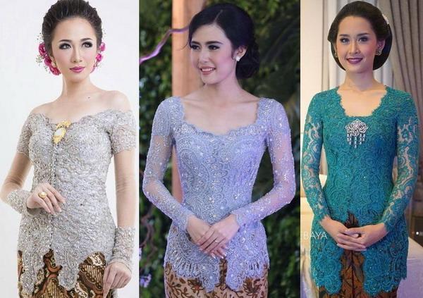Jadikan Kebaya Identitas Wanita Indonesia