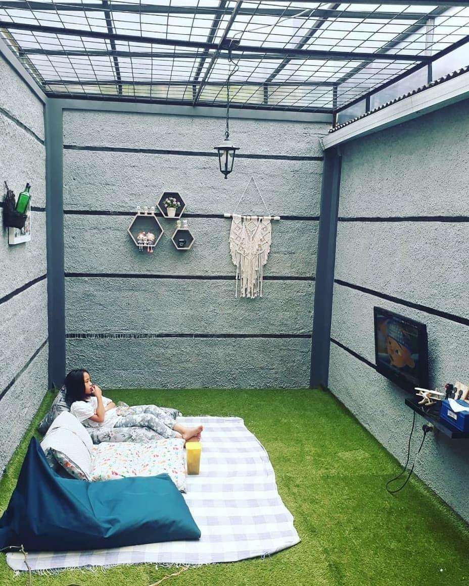 20 Ide Desain Ruang Keluarga Minimalis Bikin Rumahmu Jadi
