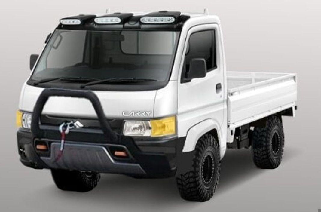 7400 Koleksi Modifikasi Mobil Carry 2019 Terbaru
