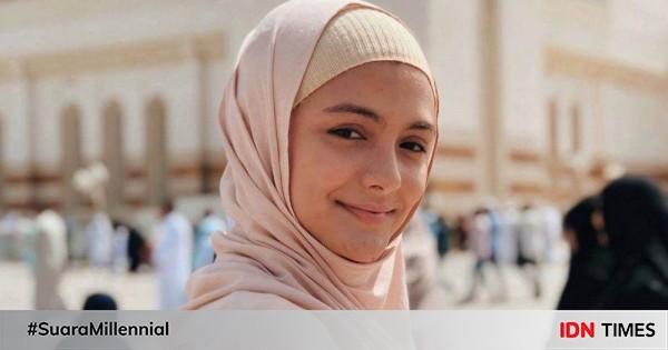 9 Potret Aktris Muda Berhijab Di Ramadan Kali Ini Bikin Adem Kurio