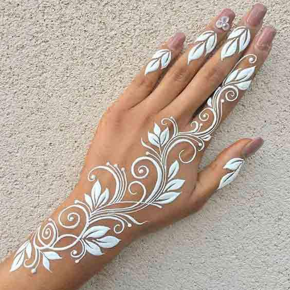 Cara Membuat Henna Tangan Sederhana Sendiri Di Rumah Kurio