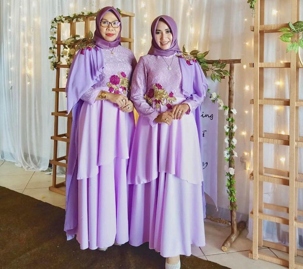 Kumpulan Model Kebaya Modern Muslim Untuk Tampilan Semakin Anggun