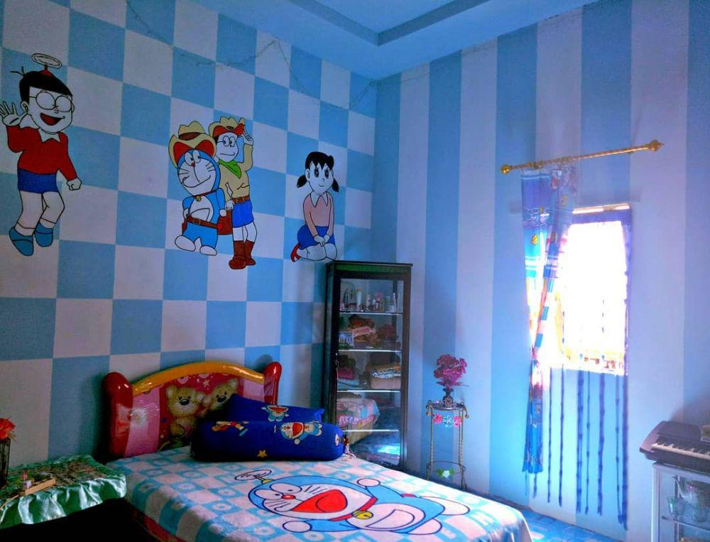 Ilmu Pengetahuan 3 Desain Kamar Doraemon Yang Sederhana