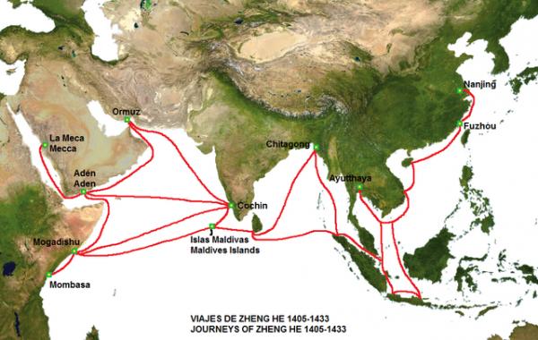 Laksamana Cheng Ho: Jejak Penjelajah Muslim Tiongkok di Nusantara 1