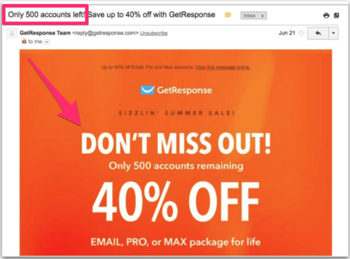 good email subject lines for online dating