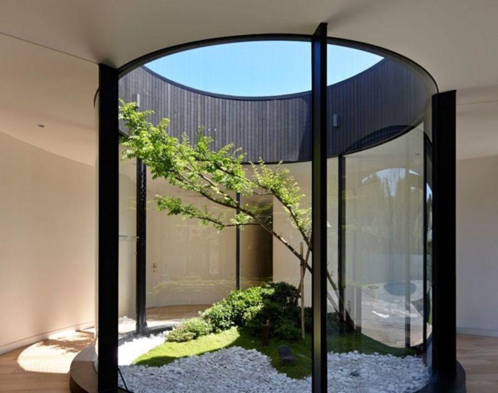 6 Desain Taman Dalam Rumah Untuk Hunian Asri Dan Udara Bersih Kurio