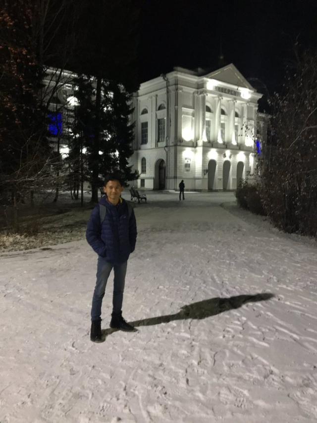 Gagal Masuk UNDIP, UGM, dan STAN, Sekarang Kuliah di Eropa dengan Beasiswa 2