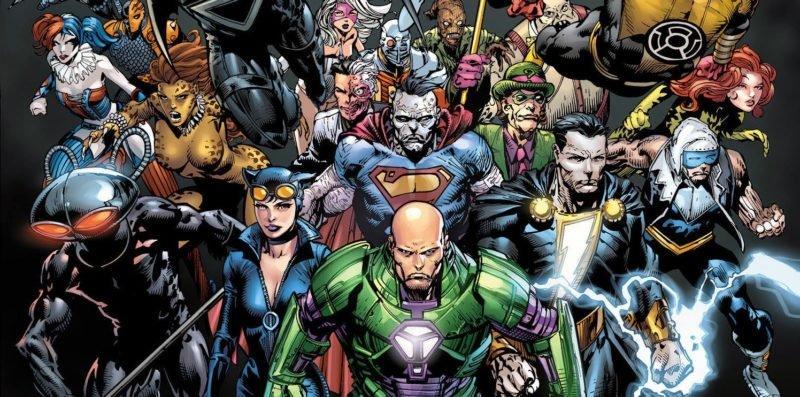 10 Musuh Terbesar Justice League Sepanjang Masa | KURIO