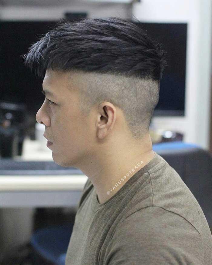 Gaya Model Potongan Rambut Pria Masa Kini - gaya foto