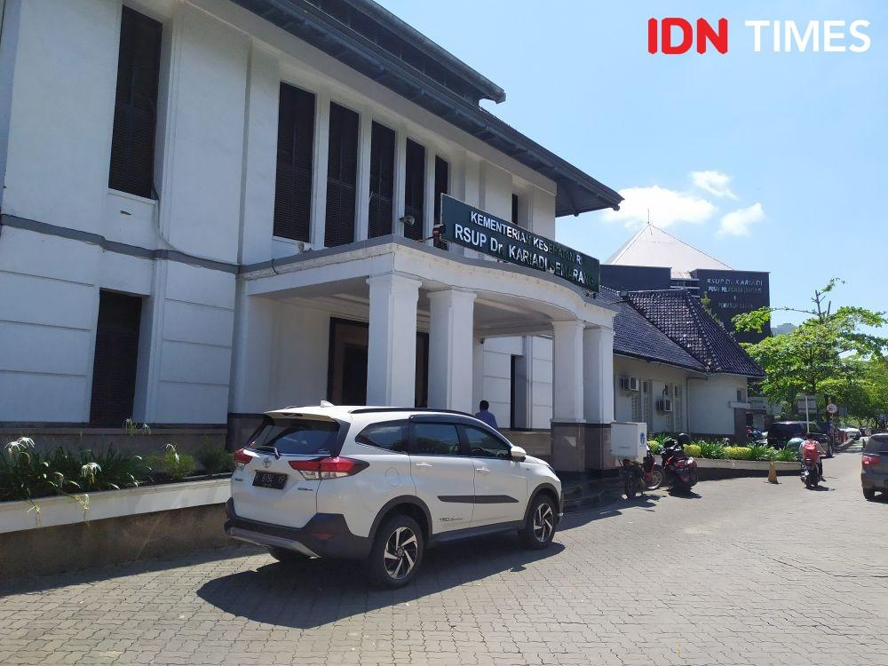 Satu Pasien Positif Virus Corona Meninggal Dunia di Semarang