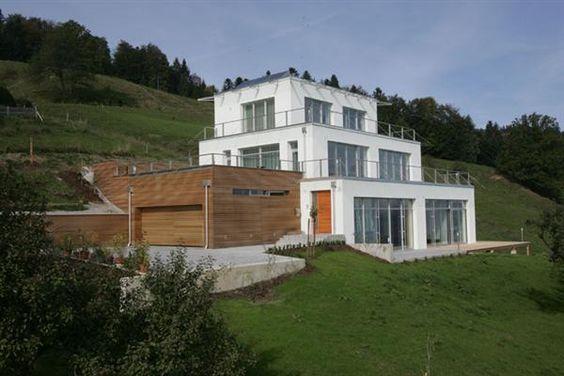 7 Desain Rumah Tanah Miring Tips Membuatnya Berdiri Kokoh Yuk Perhatikan Kurio