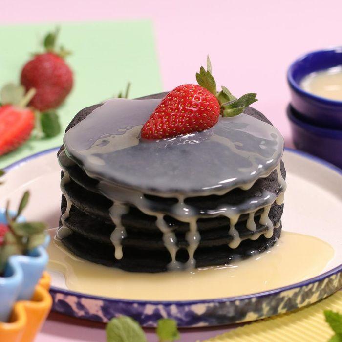 Black Pancake