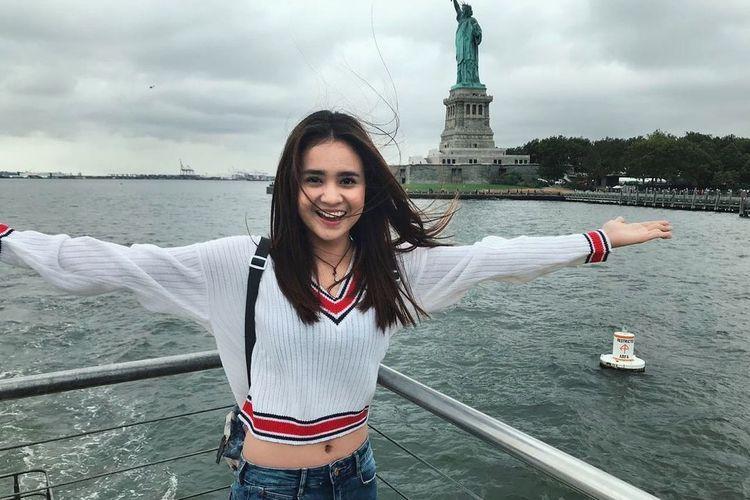 Sinetron Badai Pasti Berlalu Segera Tayang Ini Biodata Lengkap Michelle Ziudith Salah Satu Pemeran Utamanya Kurio